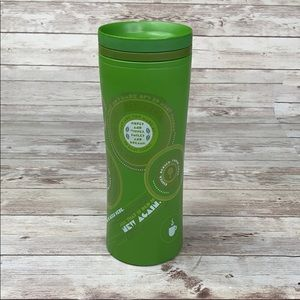 Starbucks 2010 green 16 oz This One Cup tumbler